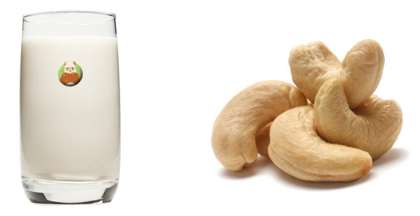 Bebida de anacardo - Bebida vegetal de frutos secos
