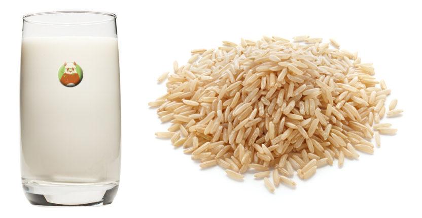 Bebida de arroz - Bebida vegetal de grano, cereal o pseudocereal