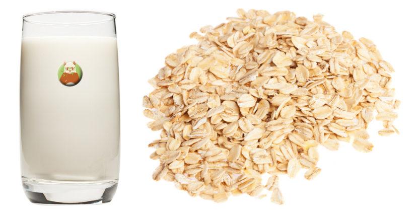 Bebida de avena - Bebida vegetal de grano, cereal o pseudocereal