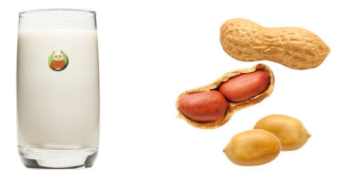 Bebida de cacahuete - Bebida vegetal a base de legumbre