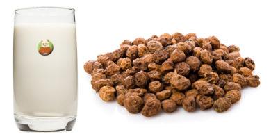 Bebida de chufa - Bebida vegetal a base de tubérculos
