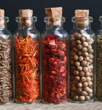 Saborizantes naturales para complementar bebidas vegetales